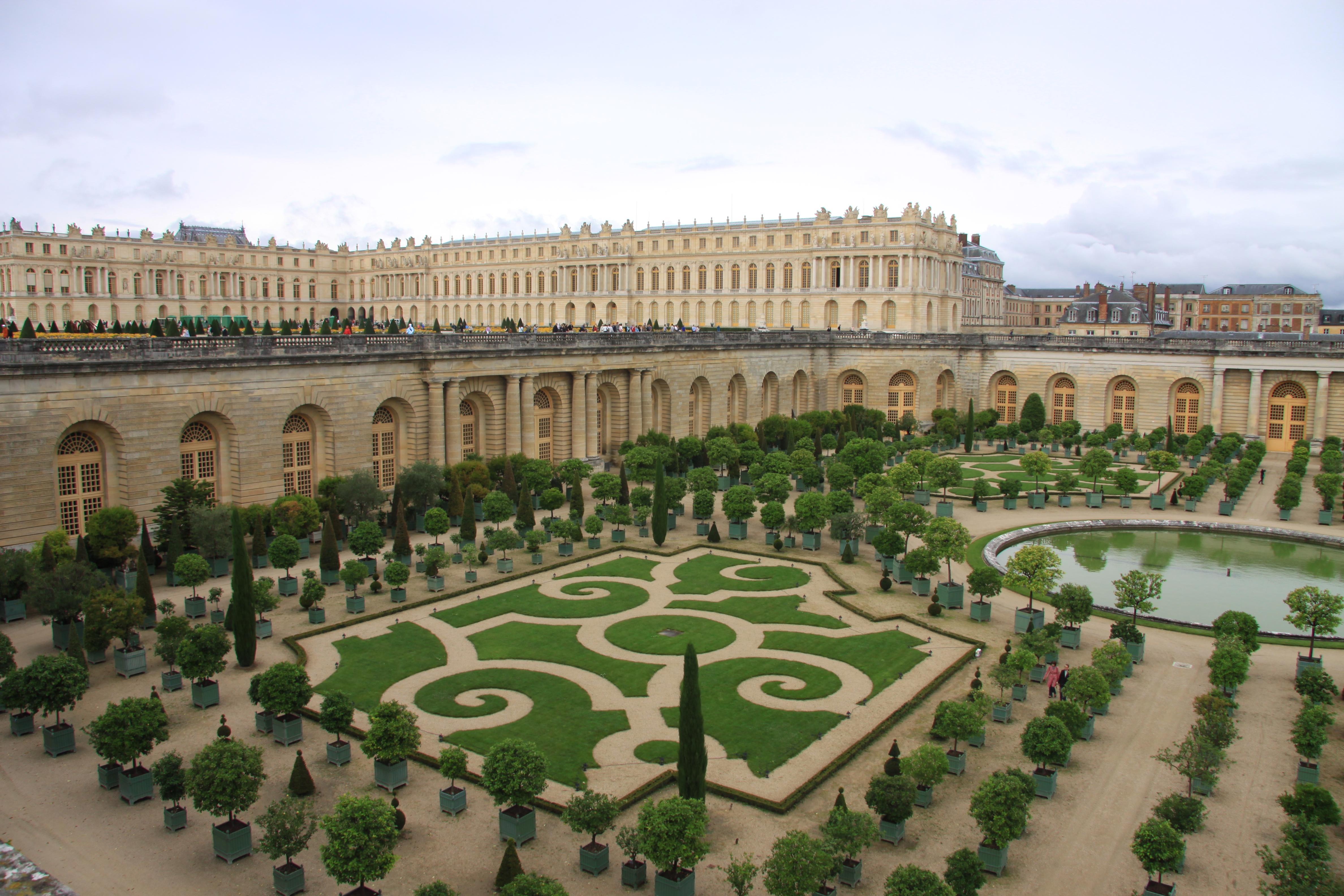 Jardines De Versalles Ecosia