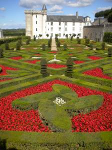 Jardin decorativo Villandry