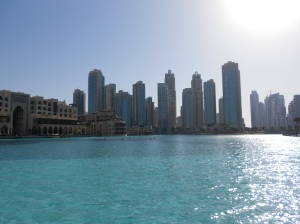 Lago Dubai Fountain